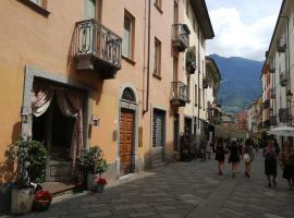 Hotel near Aostadalen