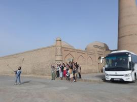 A picture of the hotel: Silk Road Caravan Sarai