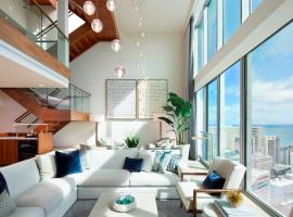Photo de l'hôtel: Three Stories Presidential Penthouse by Real Select Vacations at Residences, Waikiki Beach