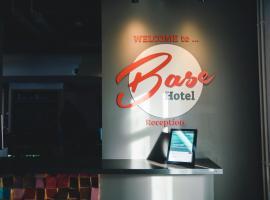 Hotel near Island