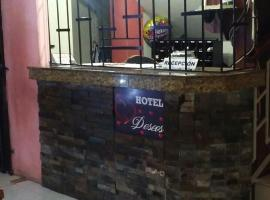 A picture of the hotel: Hotel Deseos