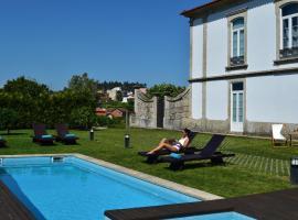 ホテル写真: Solar Egas Moniz-Charming House & Local Experiences