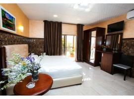 Hotel photo: Subata Hotel