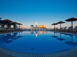 A picture of the hotel: Thira's Dolphin