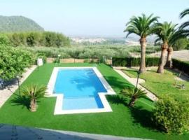 Hotel photo: Chalet con piscina en Paraje Natural