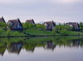 Hotel photo: Sakit Gol - Silent Lake Hotel