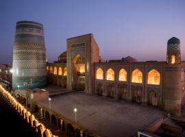 Hotel photo: Orient Star Khiva Hotel