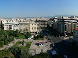Hotel foto: Athens Center Panoramic Flats