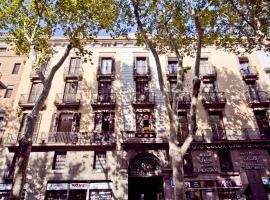 Hotel photo: Ramblas Apartments