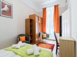 Фотографія готелю: Cozy Colors Apartment @ the GASTRO mainstreet