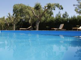 Hotel photo: Wunderschönes Landhaus mit Pool in der Nähe von Santarem