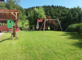 Hotel photo: Turistična kmetija Grašič - Gradišnik