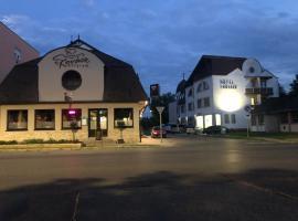 Hotel near Hungria