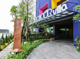 Hotel photo: Icolour Villa