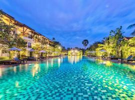 Hotel photo: Angkor Palace Suite & Villa