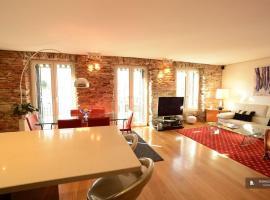 Hotel photo: Lovely 2 bedroom Apartment in San Sebastian (FC6103)