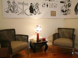Hotel photo: Sparkling 4 bedroom Apartment in Lisbon (FC3697)