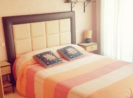 A picture of the hotel: Apartamento Familias Madrid Rio