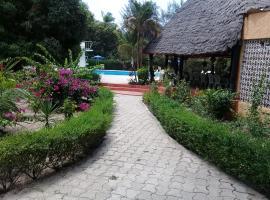 Hotel near Ziguinchor