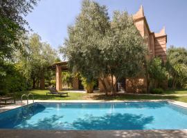 Hotel photo: Villa Touareg Domaine des Kasbahs