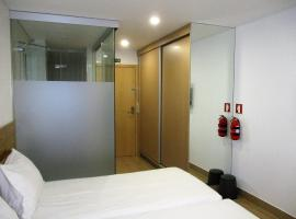 Hotel photo: Central Suites 2