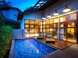 Hotel photo: Baan Talay Pool Villa Koh Samui