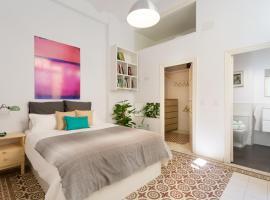 Хотел снимка: Mint Urban Industrial Chic-Apartment