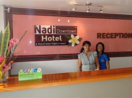 A picture of the hotel: Nadi Downtown Hotel
