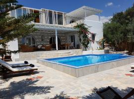 Hotel photo: Paros Holiday Villa Alyki