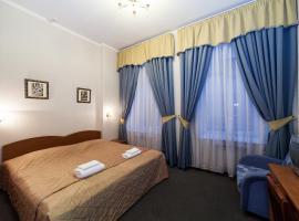 Hotel near San Pietroburgo