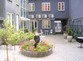 Hotel photo: Hotel Aarhus City Apartments
