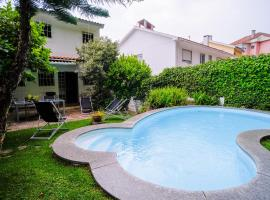 Hotel photo: Casa do Castro @ Charming House with Pool