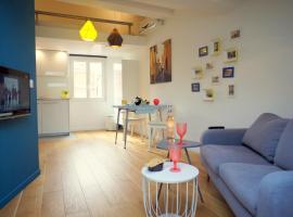 Hotel Foto: Superbe Studio Vieux Nice - calme et climatisé