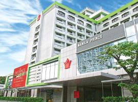 Hotel photo: Manila Prince Hotel