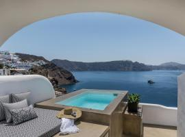Hotel photo: 3 Caves by Caldera Houses