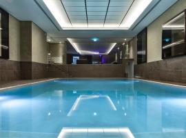Хотел снимка: Hotel Saccardi & SPA