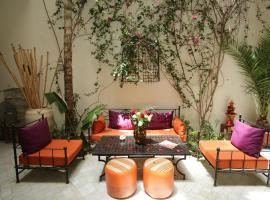 Hotel fotoğraf: Riad White Flowers