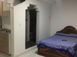 होटल की एक तस्वीर: apartamento en el centro de ibague