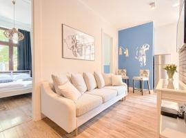 Hotel photo: Imperial Apartments - Nautilius