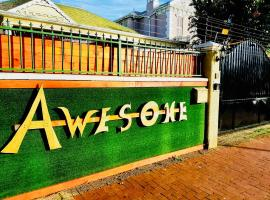 Hotel photo: Awesome Backpackers