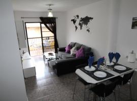 酒店照片: Apartamento en segunda línea de playa