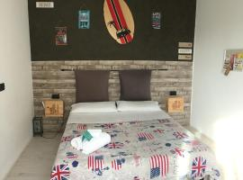 Hotel Photo: Nilo's room