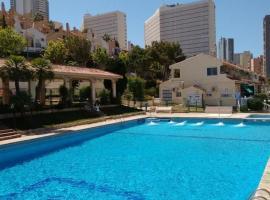 ホテル写真: Holiday apartment center of Benidorm