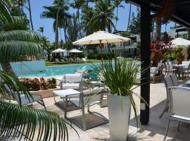 Hotel photo: Aligio Beachfront Paradise