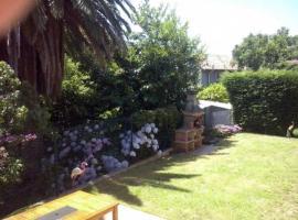 Foto do Hotel: Apto con jardin privado y barbacoa