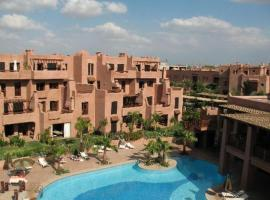 Hotel Photo: Appartement Al Qantara piscine View