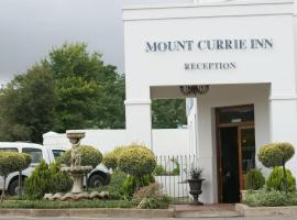 Hotel photo: Mount Currie Inn
