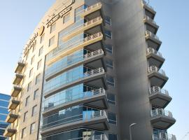 Hotel photo: Al Deyafa Hotel Apartments