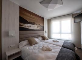 Ξενοδοχείο φωτογραφία: Apartamentos VIDA Mar de Laxe