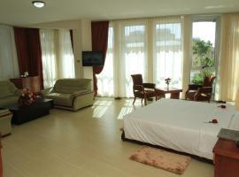 Hotel near Etiopien